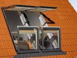 Окно-балкон FAKRO FGH-V P2 Galeria