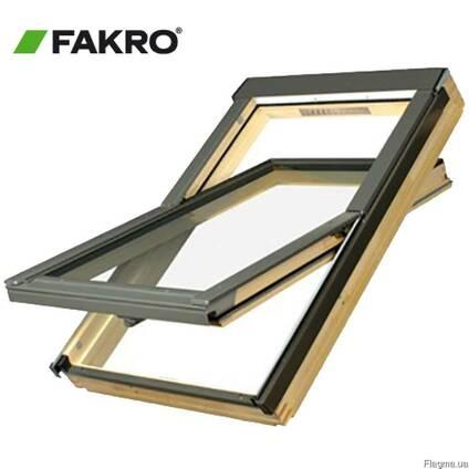 Мансардное окно Fakro FTZ U2 (66х118)