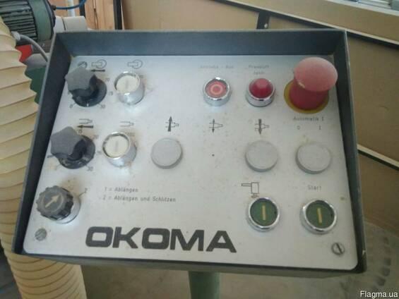 OKOMA SF 3s