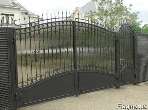 оконные решетки ворота входные двери продам фото где