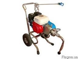 Окрасочное оборудование с бензиновым двигателем Dp-6845