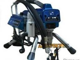 Окрасочное оборудование безвоздушного распыления