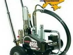 Окрасочный аппарат гидропоршневой Titan Speeflo PowrTwin4900