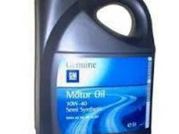 Олива (масло) моторна GM Genuine 10W-40 5л (93165216)