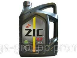 Олива ZIC X7 5W-30 Diesel (6л-800грн)
