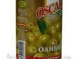 """Оливки без кісточки по 300г ТМ """"Oscar foods"""
