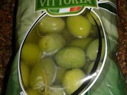 Оливки. фасованные.500 g. опт. розница
