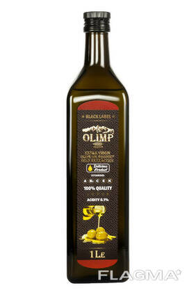 Оливковое масло Extra Virgin Olive OIL Olimp Black Label. ..