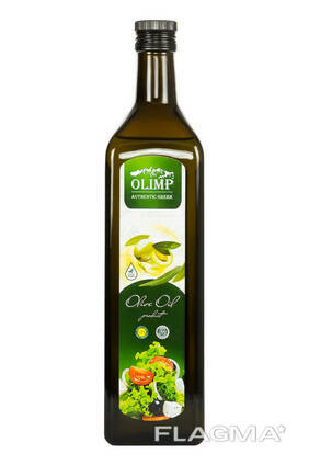 Оливковое масло Extra Virgin Olive OIL Olimp ECO-LIFE 1 л.