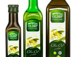Оливковое масло Extra Virgin Olive OIL Olimp ECO-LIFE 1 л. - фото 3