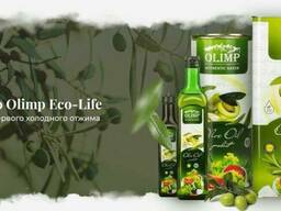 Оливковое масло Extra Virgin Olive OIL Olimp ECO-LIFE 1 л. - фото 7
