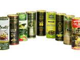 Оливковое масло Extra Virgin Olive OIL Olimp Gold Label 1 л. - photo 4