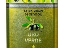 Оливковое масло Extra Virgin Olive OIL Oro Verde Gold 3 л.