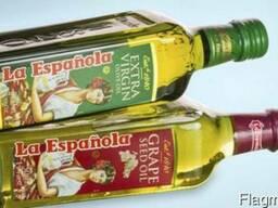 Оливковое масло класса Extra Virgеn, из Испании.
