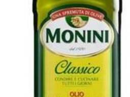 Оливковое масло Monini Classico extra vergine di oliva 1L