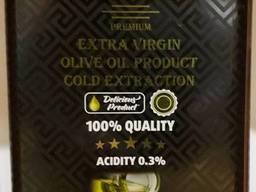Оливковое масло OLIMP 5 лтр.
