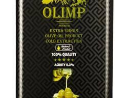 Оливковое масло Олимп Блек Лейбл 3 литра