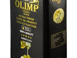 Оливковое масло Олимп Блек Лейбл 5 литров - фото 6