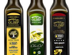 Оливковое масло Олимп Голд Лейбл 250 мл. - фото 4