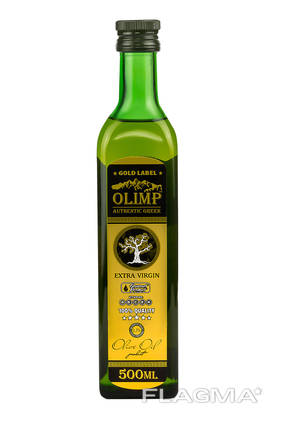 Оливковое масло Олимп Голд Лейбл 500 мл.