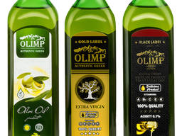 Оливковое масло Олимп Голд Лейбл 500 мл. - фото 3