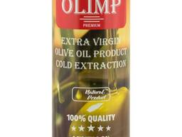Оливковое масло Extra Virgin Olive OIL Olimp Red Label 1 л.