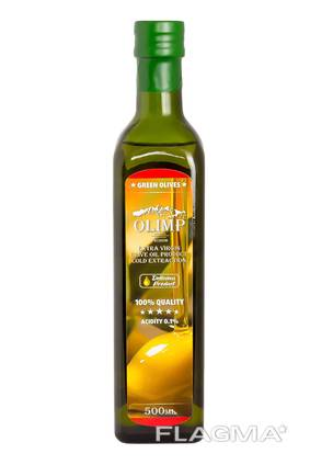 Оливковое масло Олимп Ред Лейбл 500 мл.