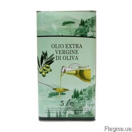 Оливковое масло Olio Extra Vergine Di Oliva, масло Италия