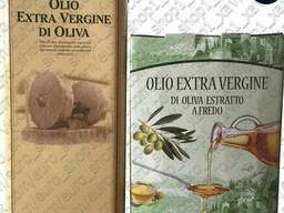 Оливковое масло «Olio Extra Vergine Di Oliva» 5 литров