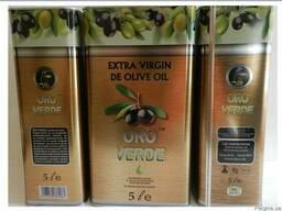 Оливковое масло Oro Verde, 5 л
