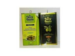 Оливковое масло TERRA GUSTO, 5 л