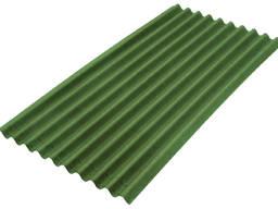 Ондулин (2000х960) зеленый