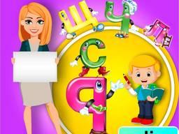 Логопед-дефектолог для дітей