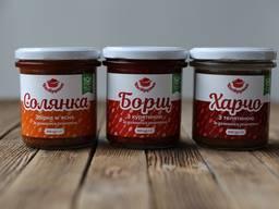 Охлажденные первые блюда ООО Олимпиус Консалт