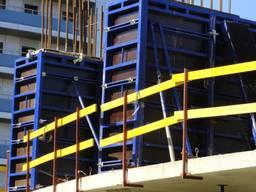 Опалубка щитовая для возведения стен и колонн Щит линейный 0, 3х3, 0м