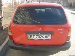 Opel Astra Van (Опель Астра Ван ) Задний фонарь в крыло