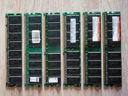 Оперативная память (ОП) DDR1 128Mb и 256Mb