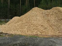 Опилки, тырсу, отходы деревопереработки
