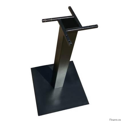 Опора для стола металличесткая, подстолье, база для стола
