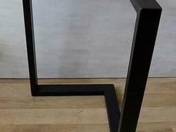 Опора для стола N45 ножка металлические с доставкой
