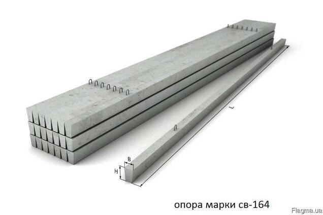 Опора линии электропередач СВ-164
