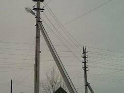 Опора железобетонная для линий электропередач СВ 95-2,0
