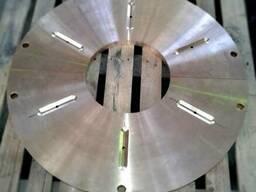 Опорная плита диффаппарата DC-12