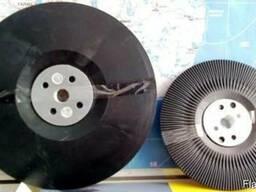 Опорный диск Клингспор для фибровых и бумажных кругов Klings