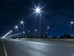 Опоры для уличного освещения
