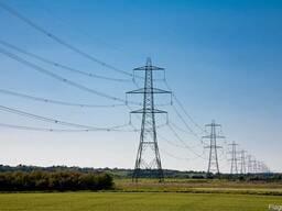 Опоры ЛЭП линии электропередач