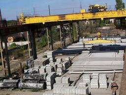 Опоры линий электропередач, металлоконструкции к ЛЭП, бетон