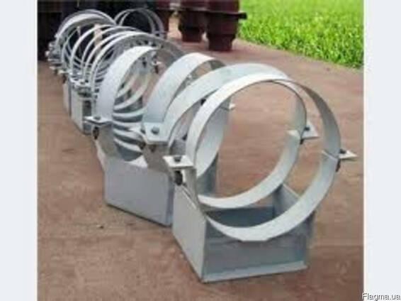 Опоры трубопроводов по ГОСТ, ОСТ и серийные
