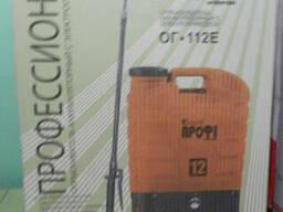 Опрыскиватель аккумуляторный Кварц Проф-электро ОГ-112Е (12