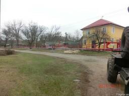 Опрыскиватель на базе ГАЗ-66